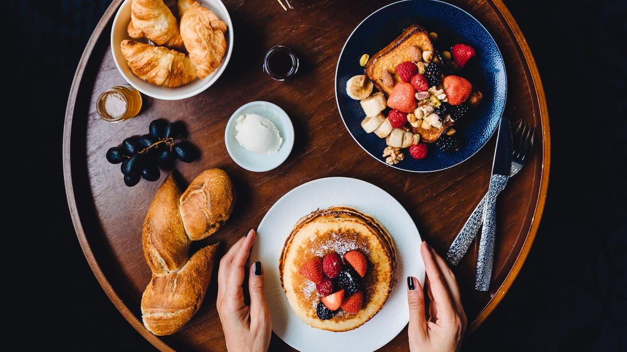 Bluespoon Breakfast