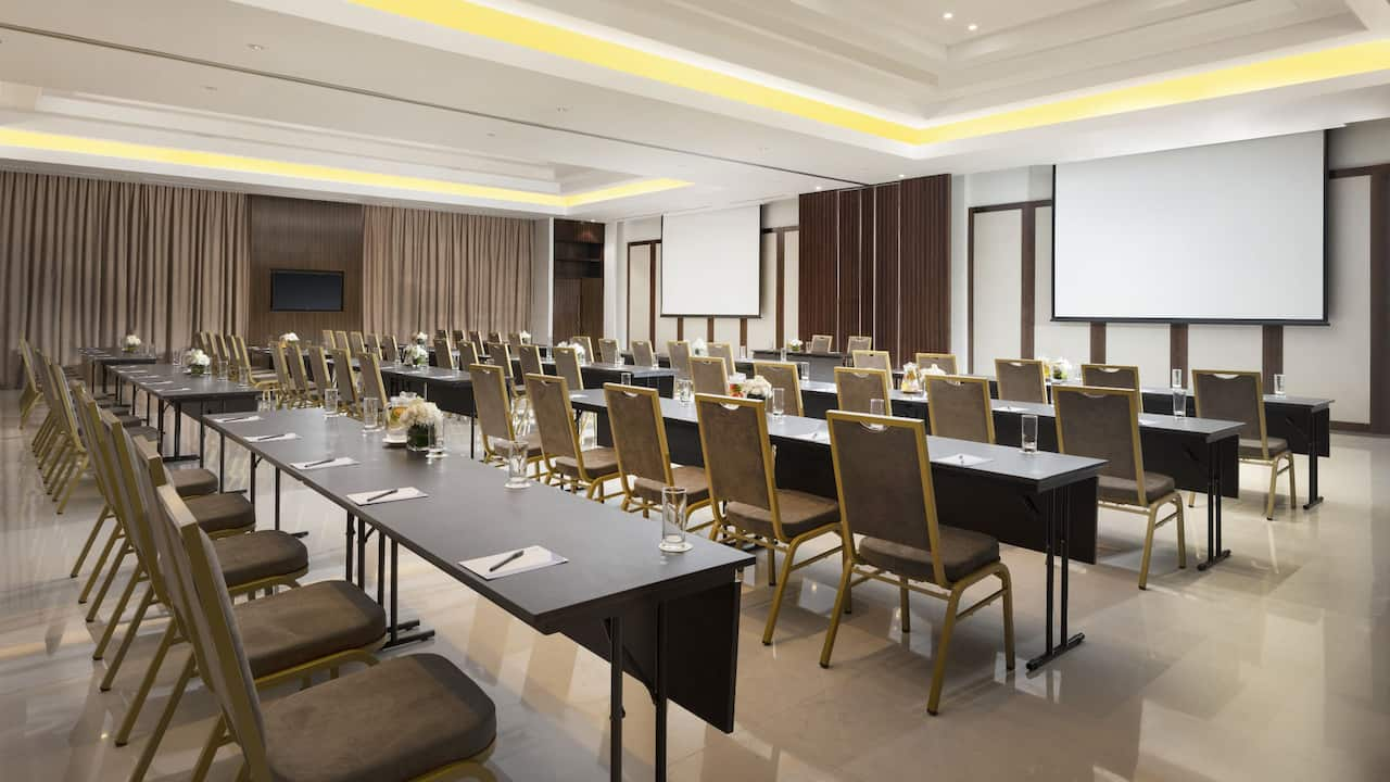 Hyatt Regency Meeting Rooms, Agung Meeting Room at Hyatt Regency Yogyakarta