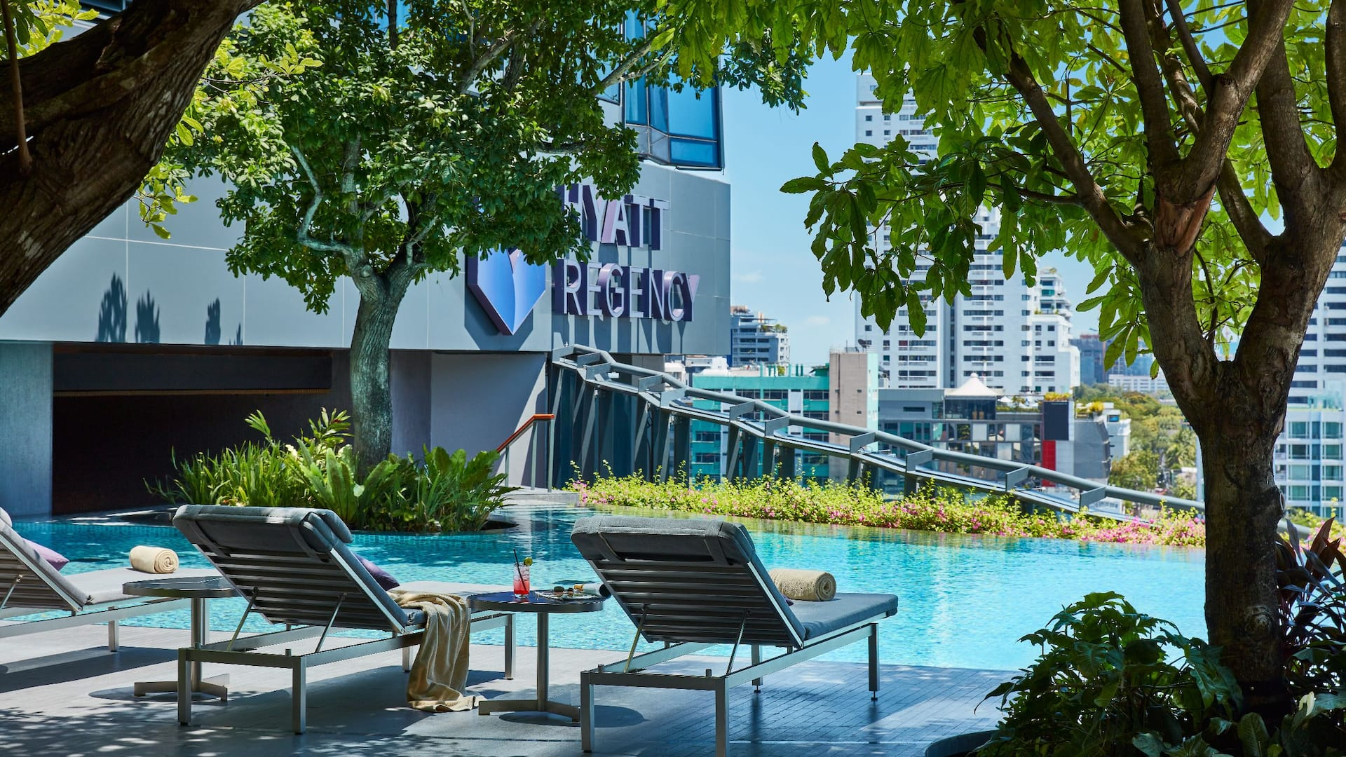 Explore Bangkok at Hyatt Regency