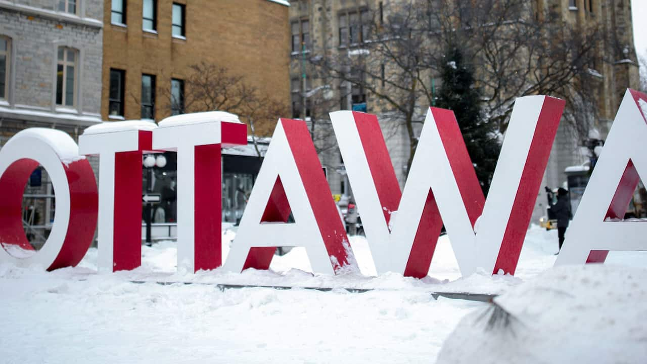 Ottawa City Sign