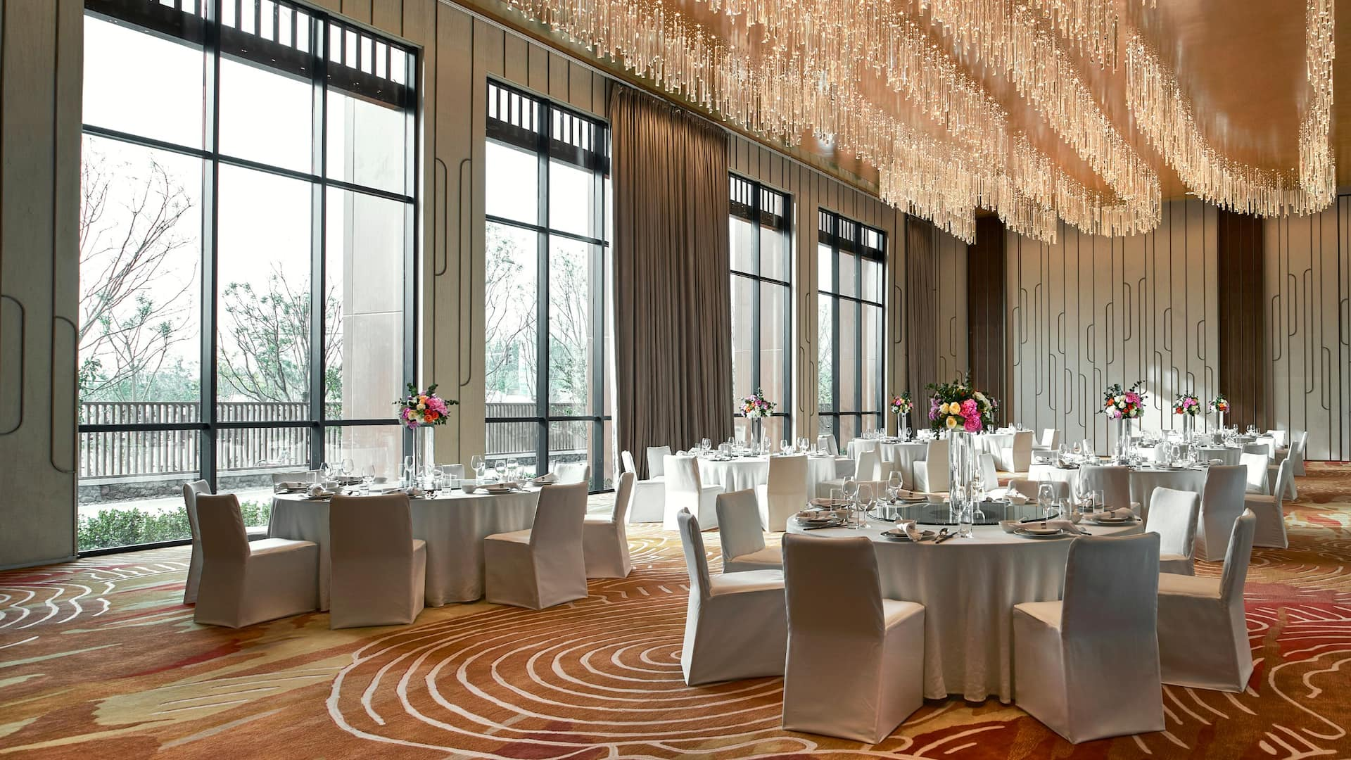 Regency Ballroom Wedding