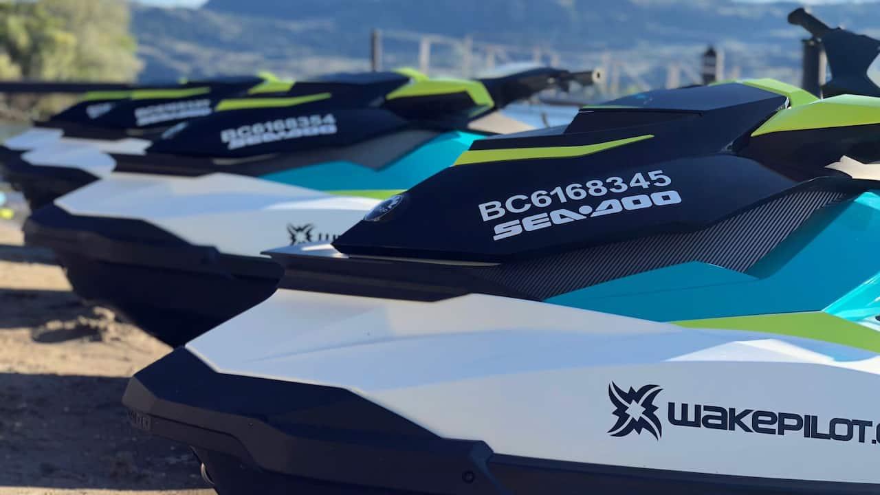 Wake Pilot Water Ski