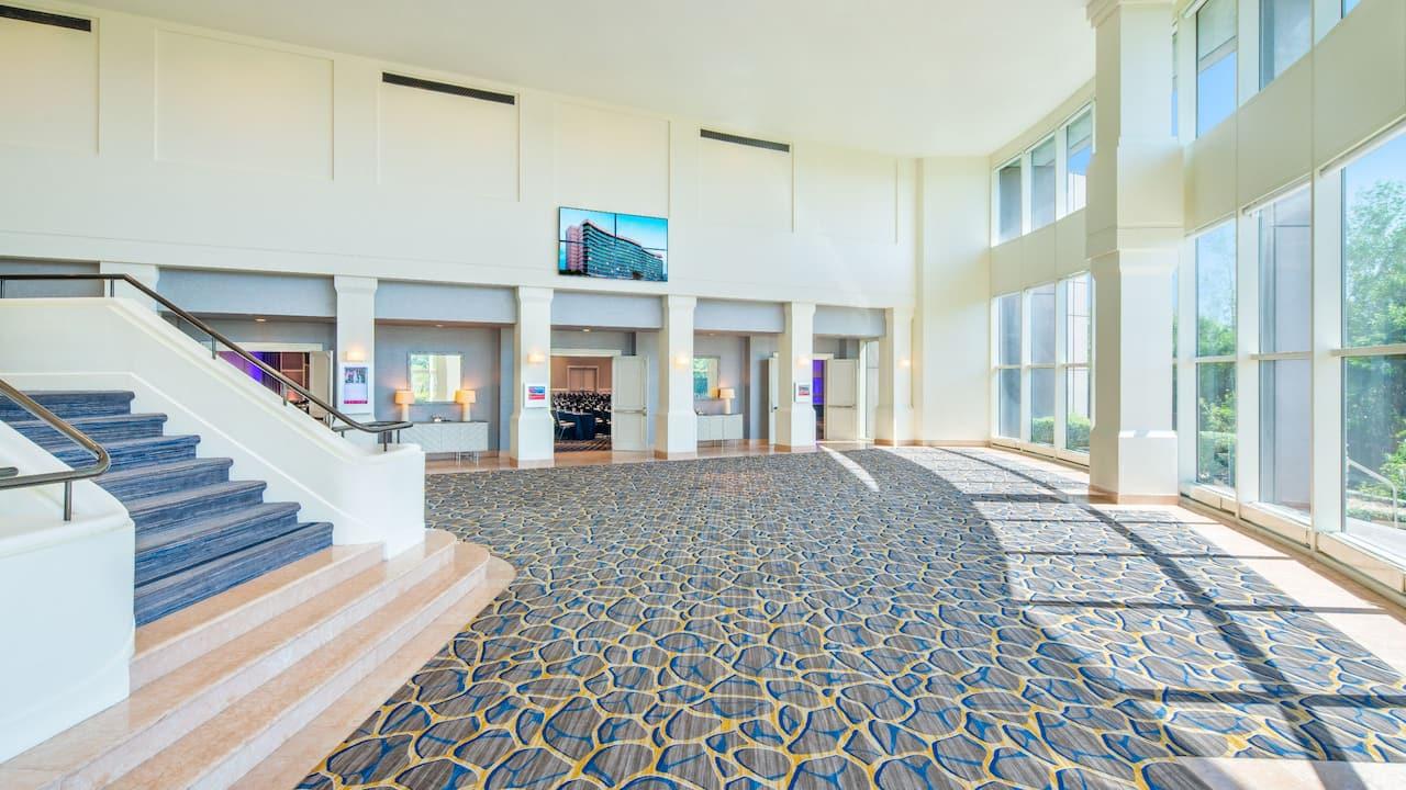 Audubon Foyer