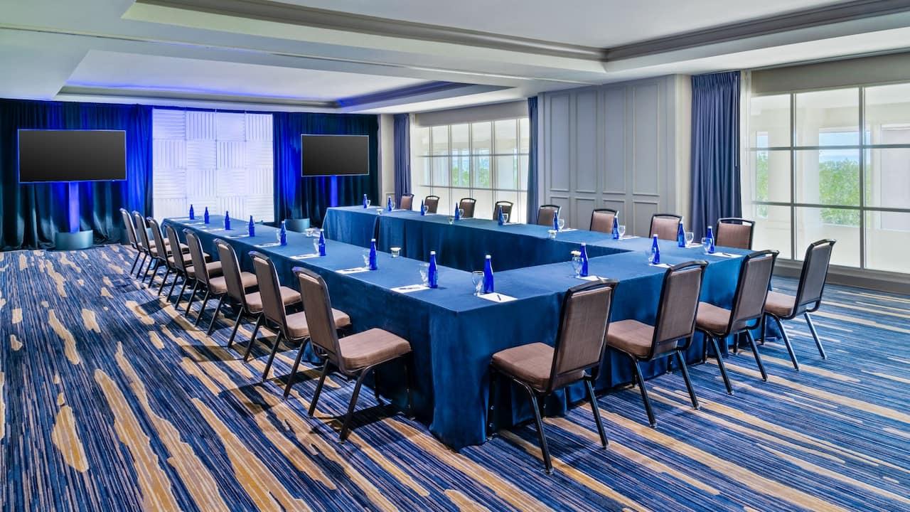 Snowy Egret Meeting Room