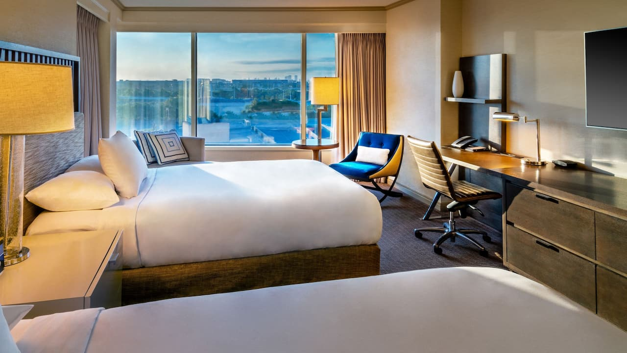 Grand Hyatt Tampa Bay Two Double Beds
