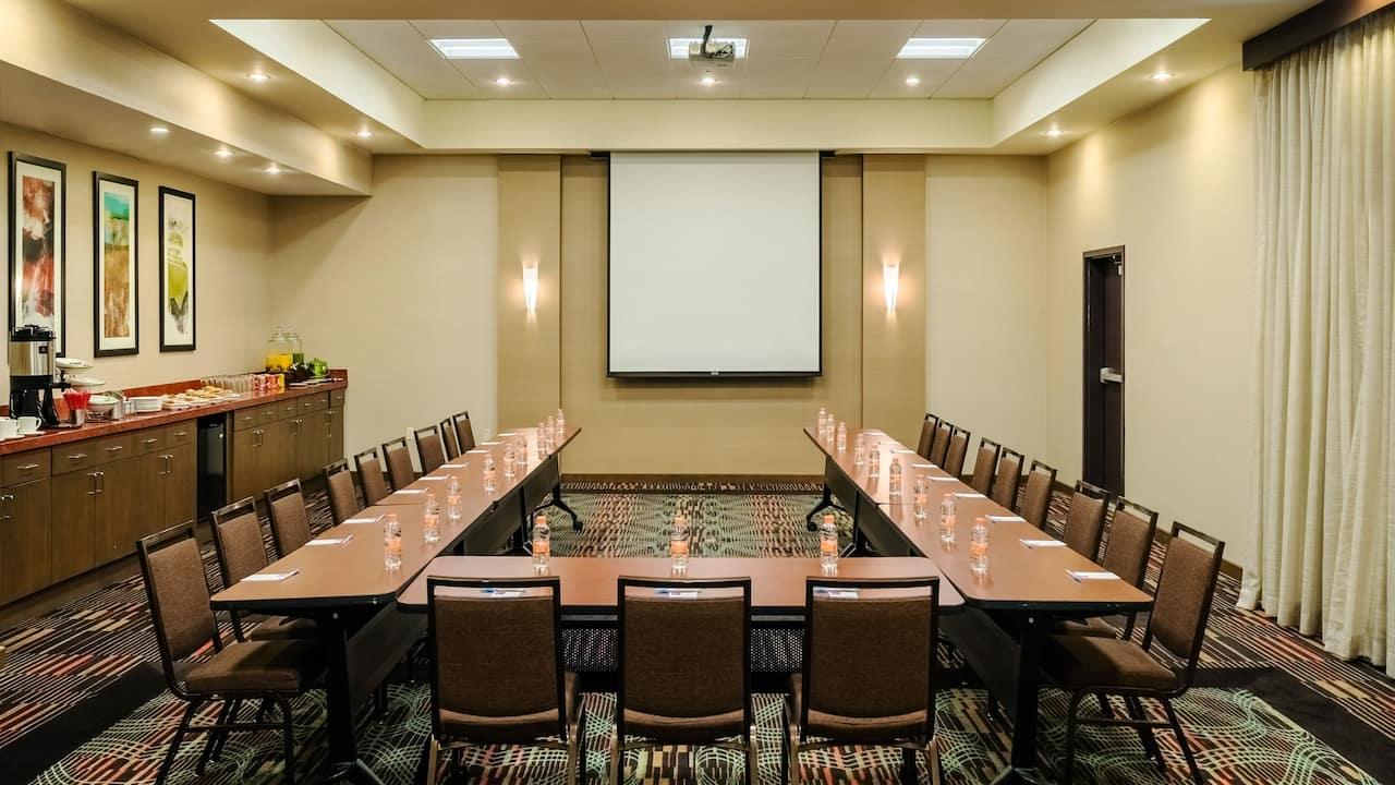 Meeting Rooms U-shape