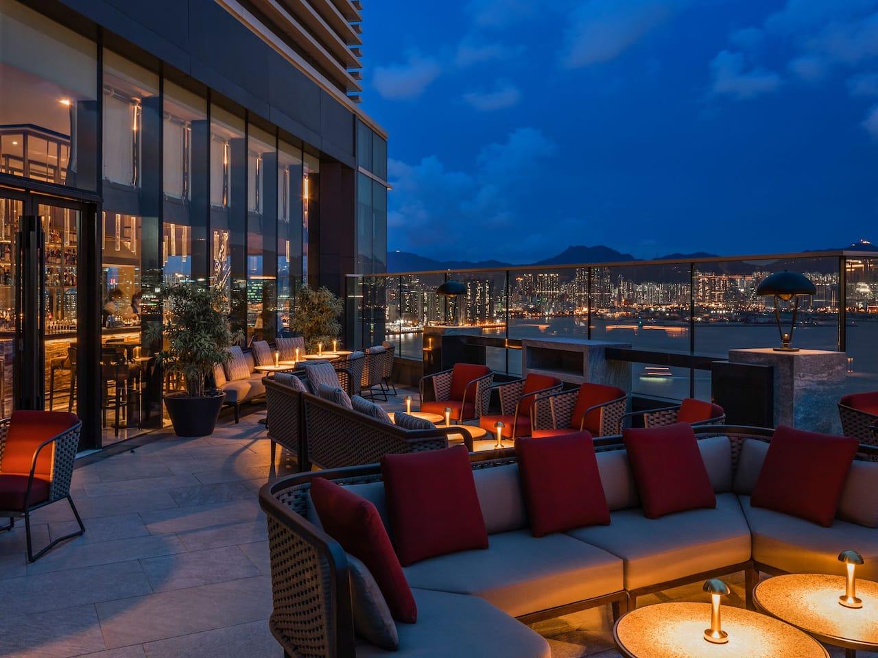 Cruise Terrace