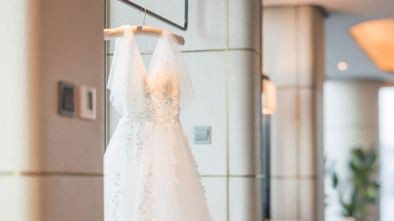 Hyatt Centric Victoria Harbou Harbour Wedding Detail