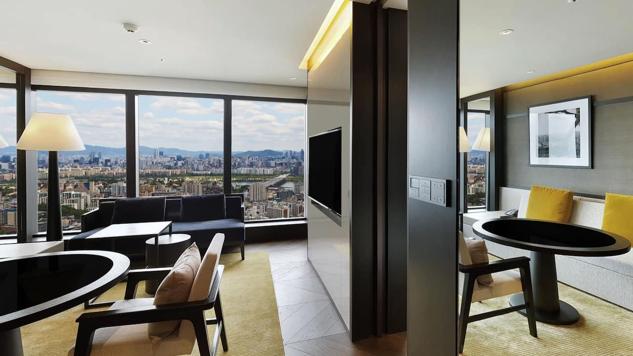 Grand Hyatt Seoul Executive Suite