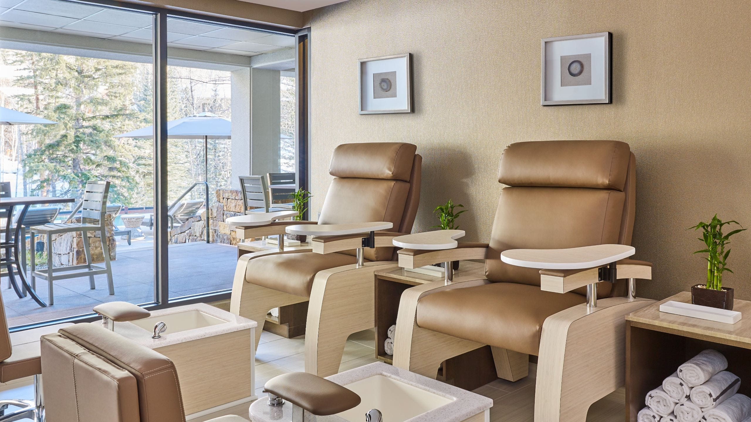 Grand Hyatt Vail Nail Salon