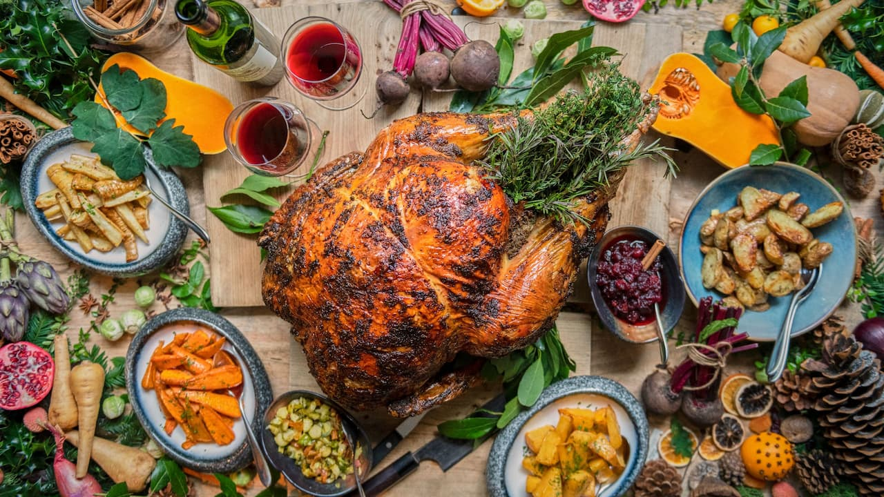 Where to Buy Turkey Christmas London