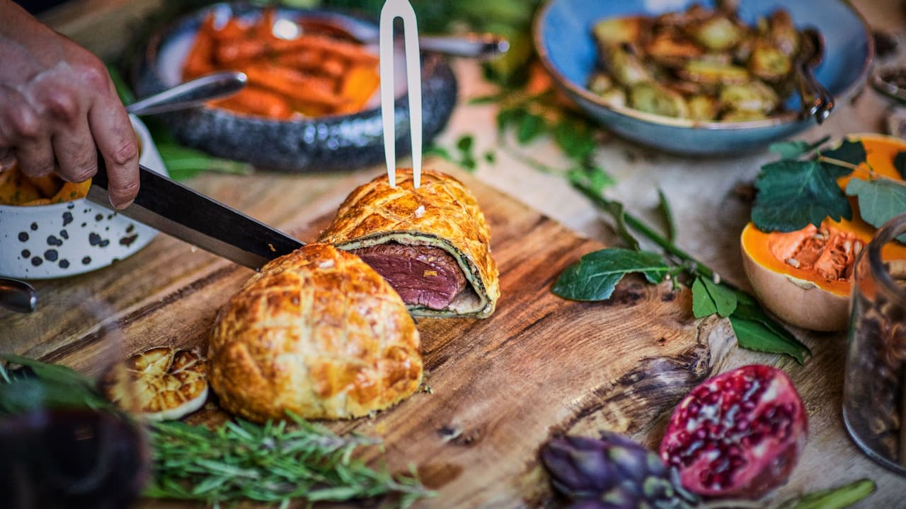 Beef Wellington London