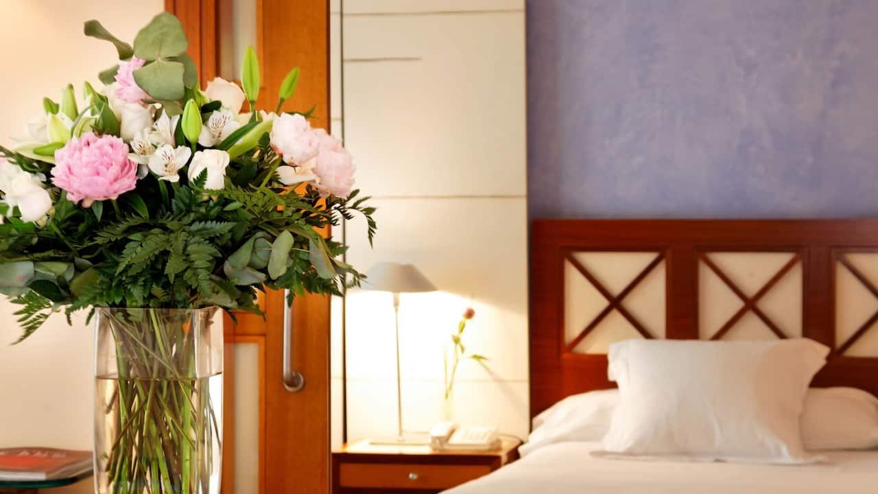 Hyatt Regency Hesperia Madrid Presidential Suite
