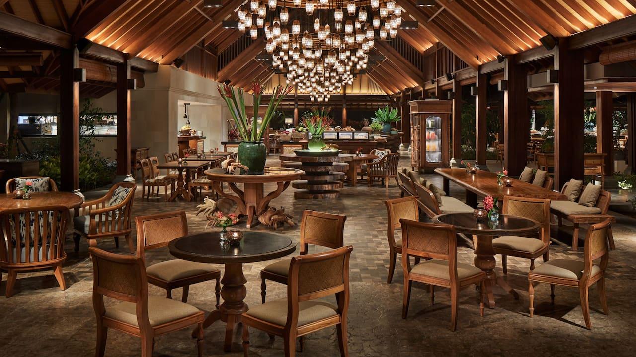 Opening Hour at Hyatt Regency Bali