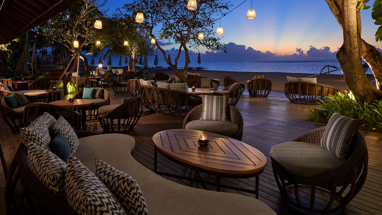 Wedding Locations & Beachfront Receptions from The Hyatt Regency Bali, Sanur Bali