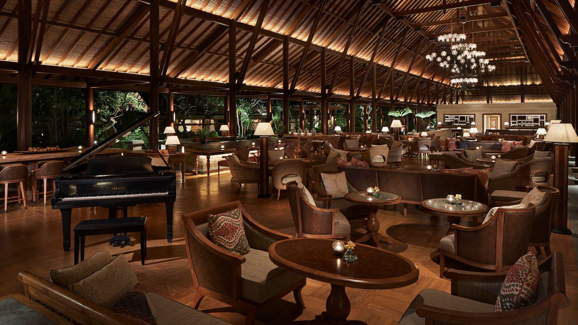 Piano Lounge and Bar Sanur Bali