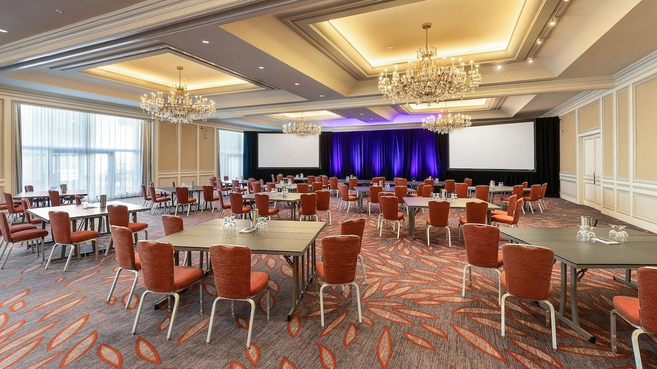 Meetings & Events at Hyatt Regency Boston