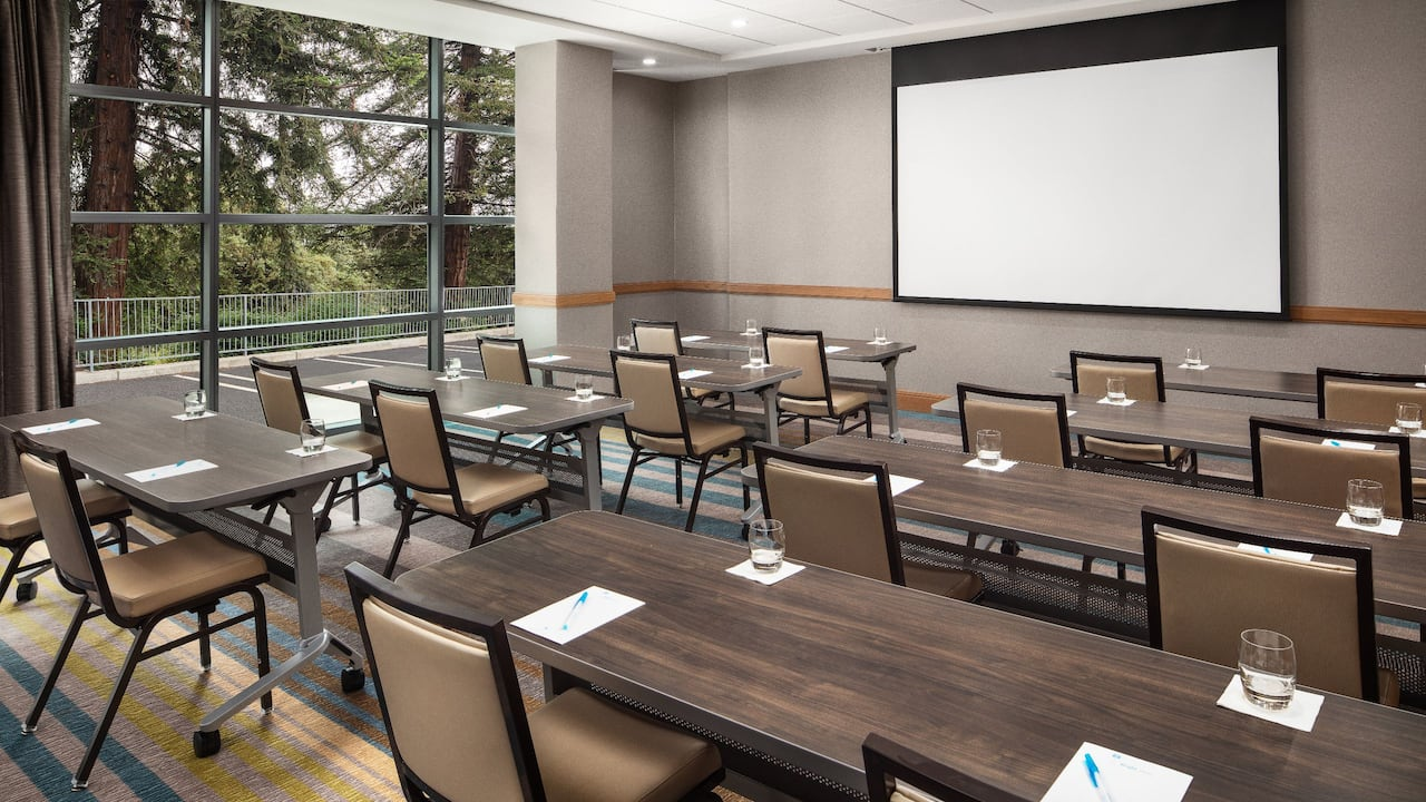 Hyatt House San Jose Cupertino meeting space