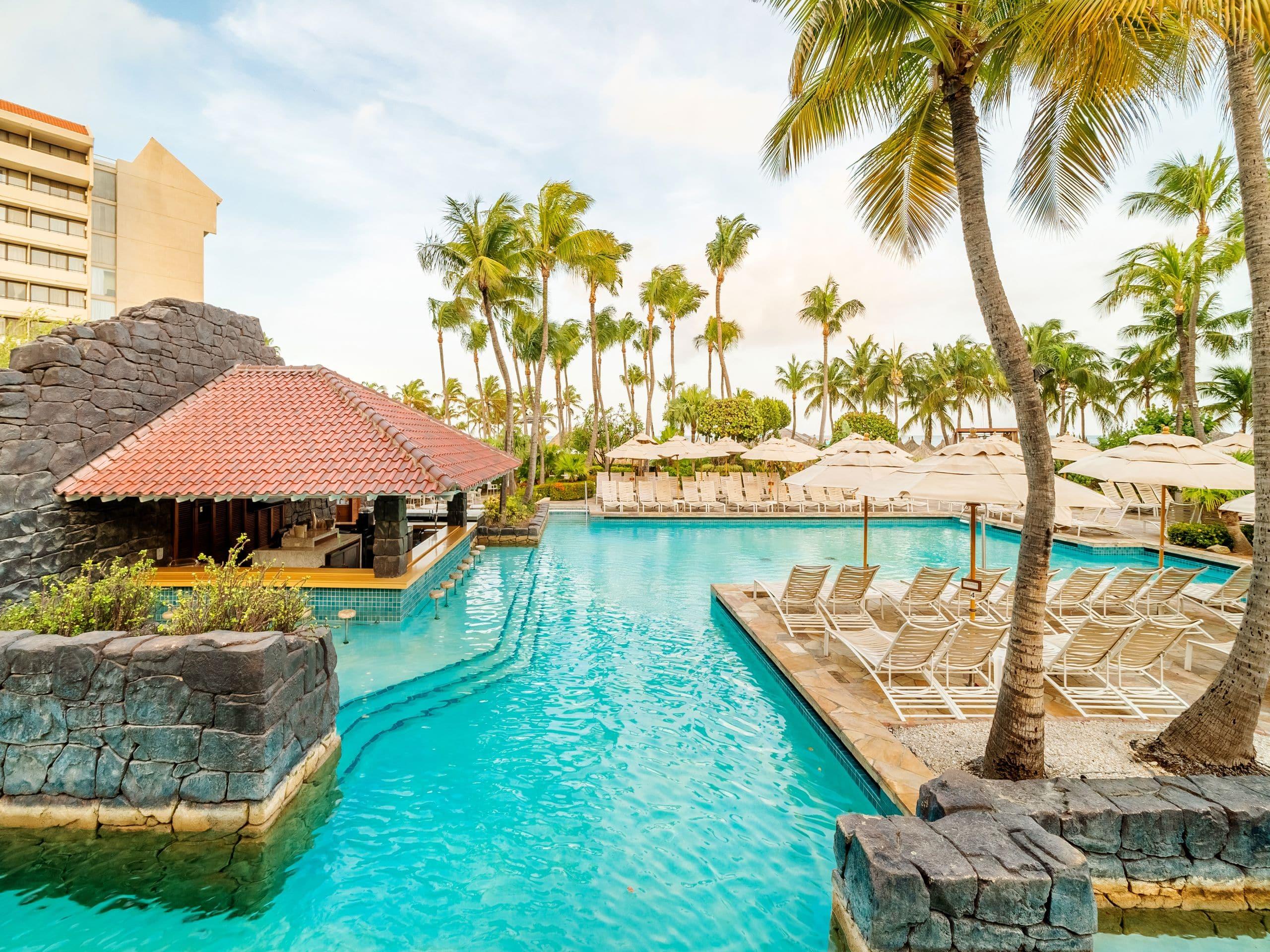hyatt regency aruba and casino
