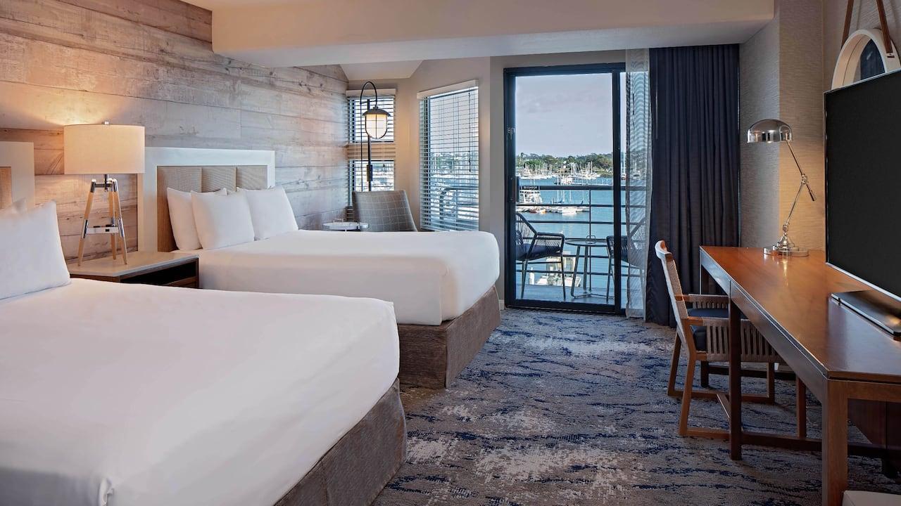 Bayside Double Bedroom