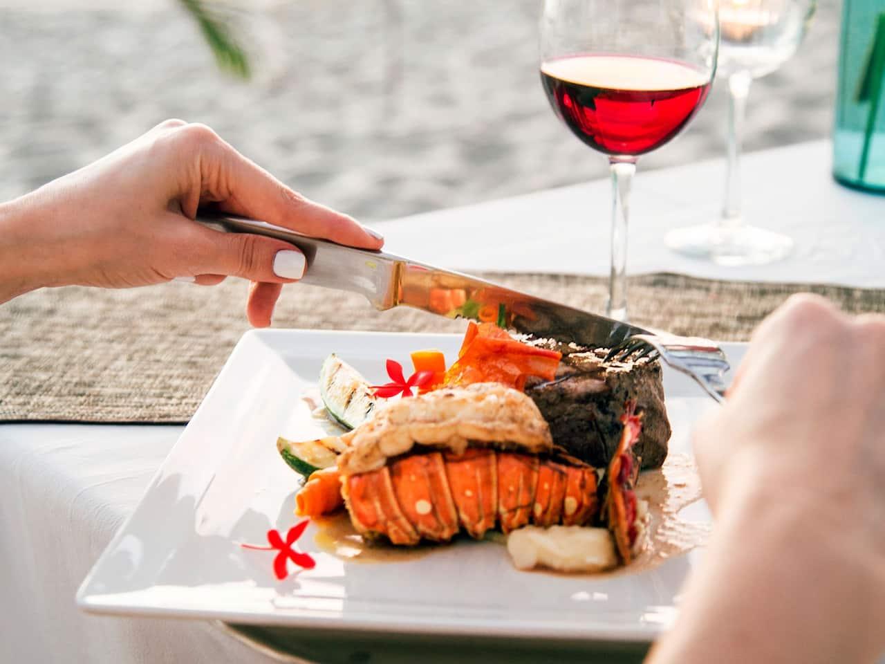 Cenas Privadas en Puerto Vallarta