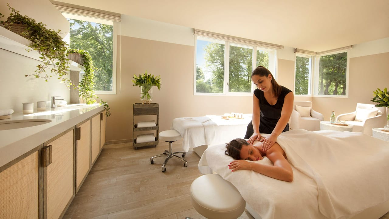 Massage - Spa at Hotel Hyatt RegencyChantilly