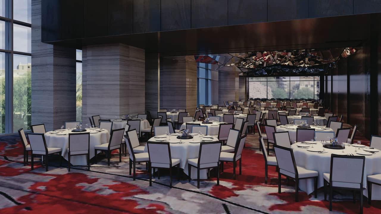 Park Hyatt Jakarta Ballroom