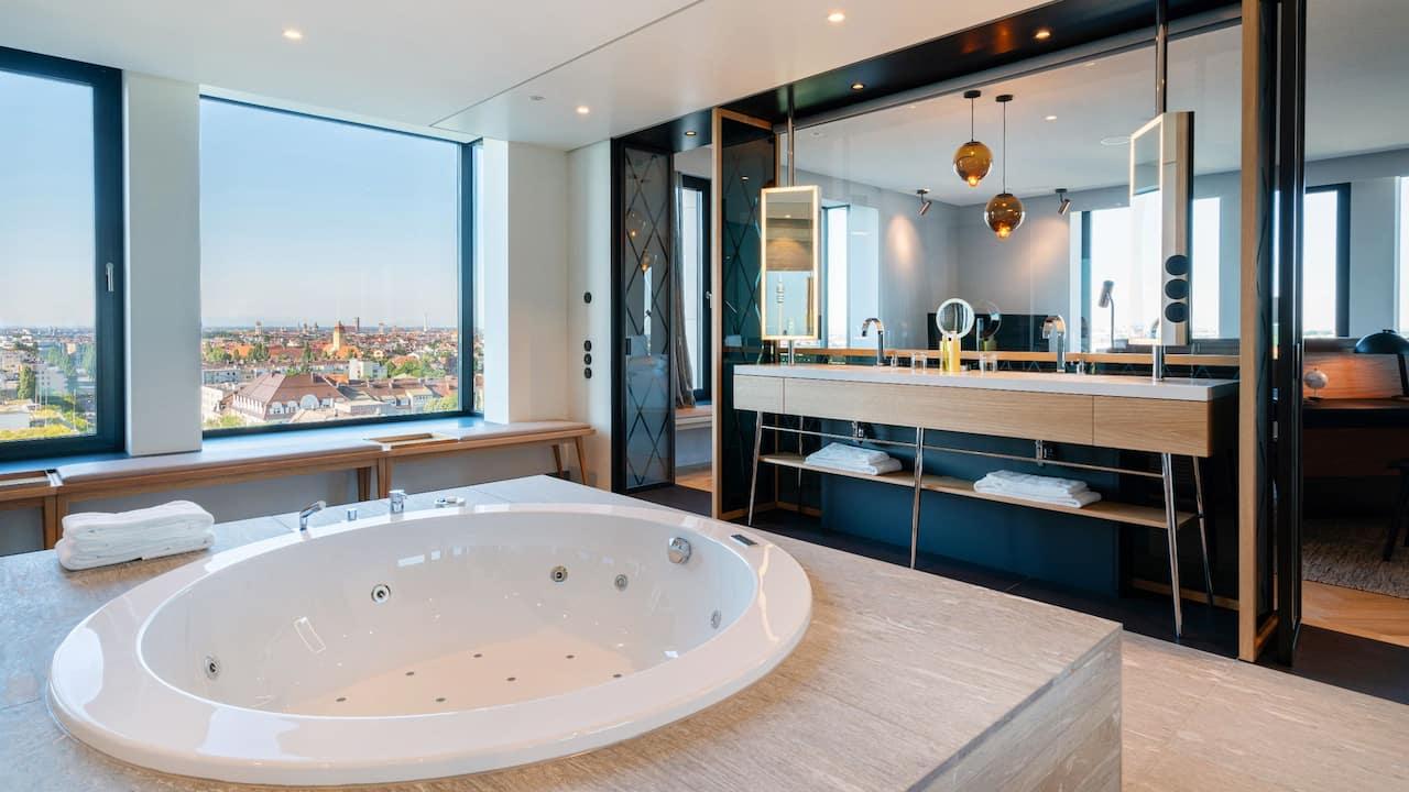 Andaz Munich Schwabinger Tor Penthouse Suite