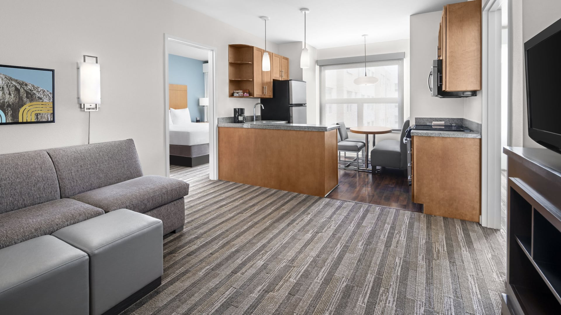 Hyatt House Boulder / King Suite