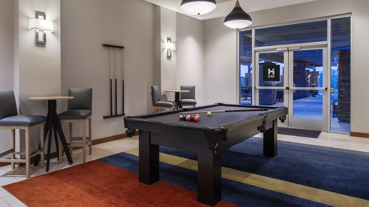 Hyatt House Boulder/Broomfield Pool Table