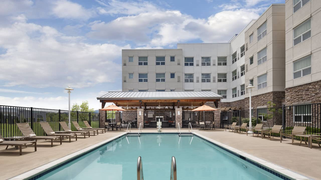 Hyatt House Boulder/Broomfield Outdoor Pool