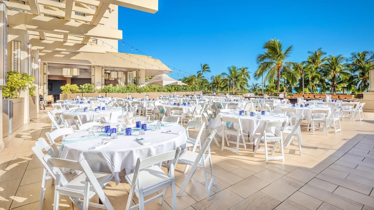 Na Lea Terrace Banquet