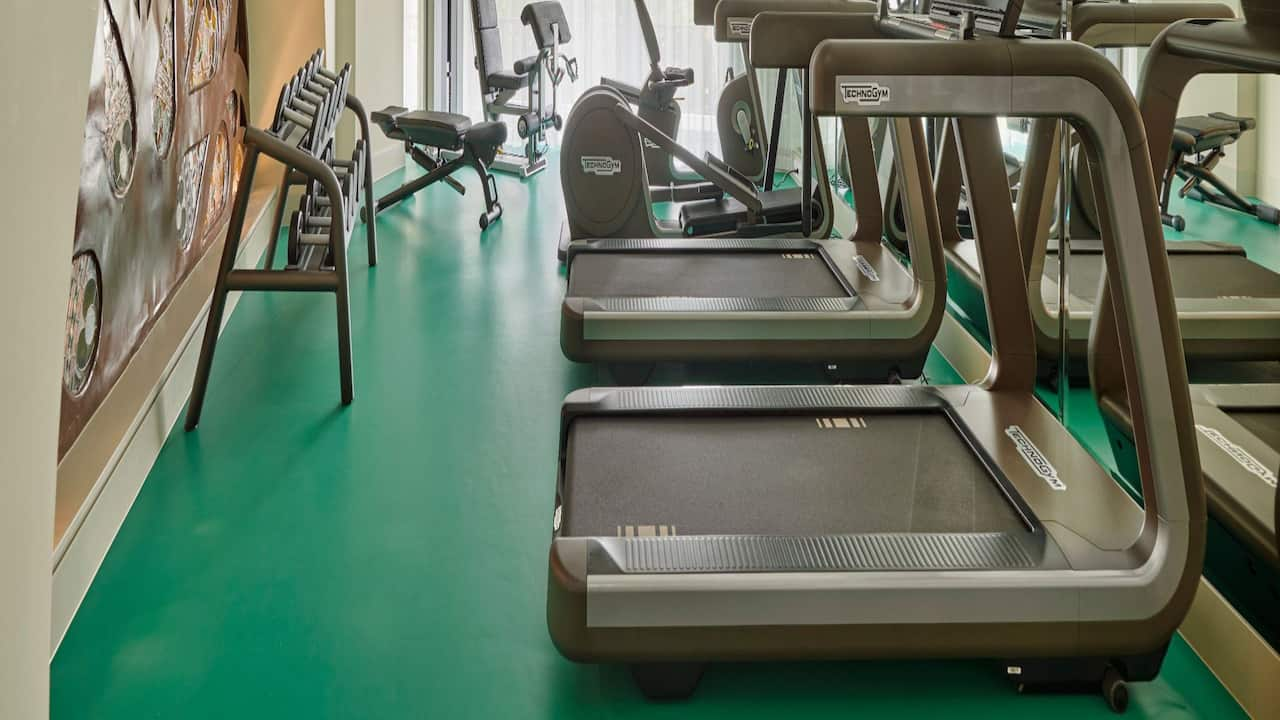 Parisi Udvar Hotel Fitness Center