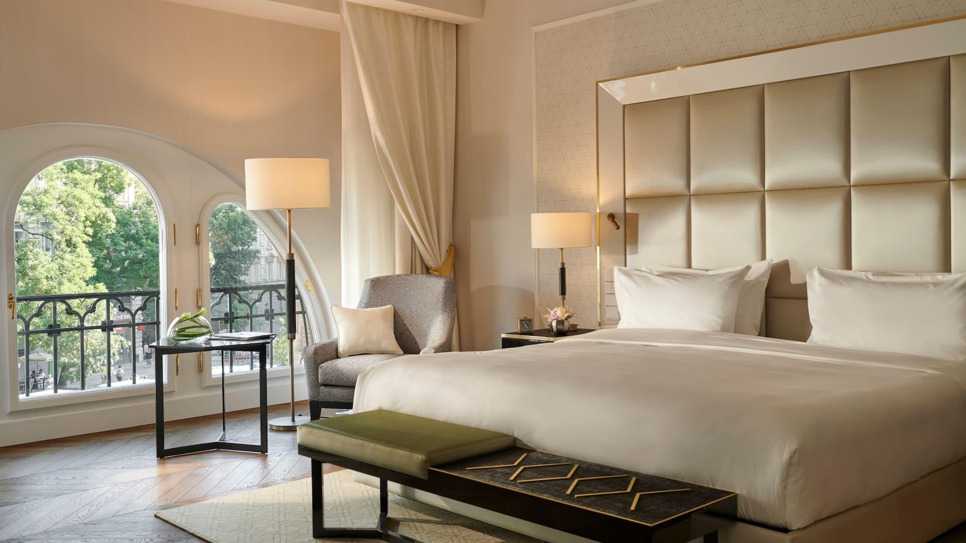 Parisi Udvar Hotel Budapest Brudern Suite