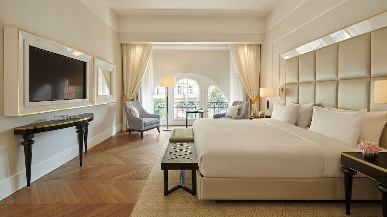 Parisi Udvar Budapest Brudern Suite