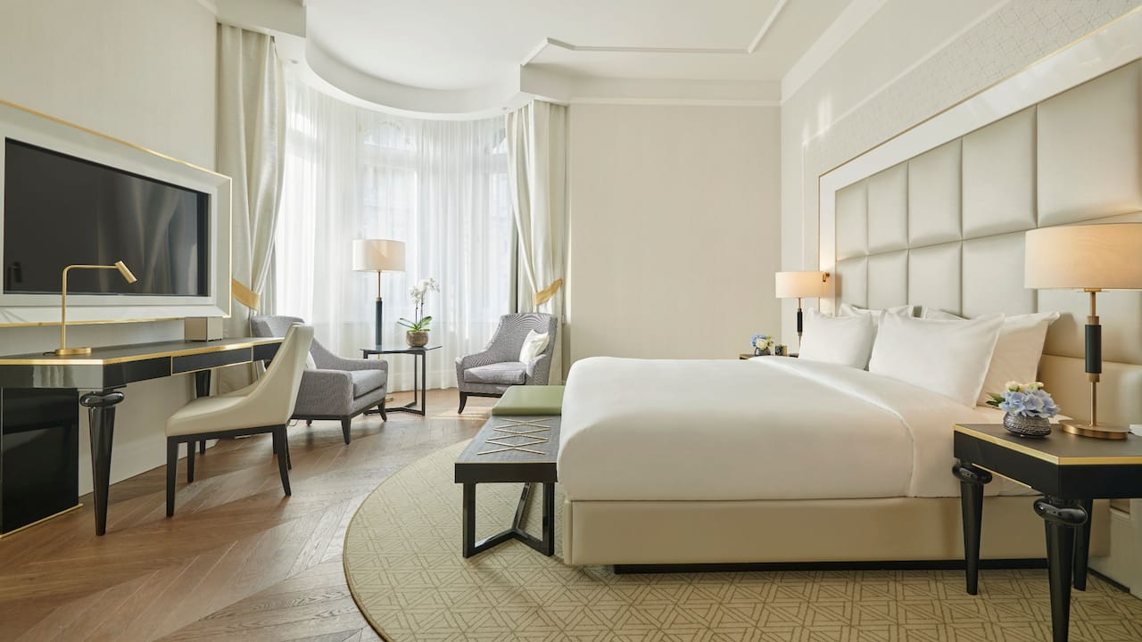 Parisi Udvar Hotel Budapest Heritage Collection Suite