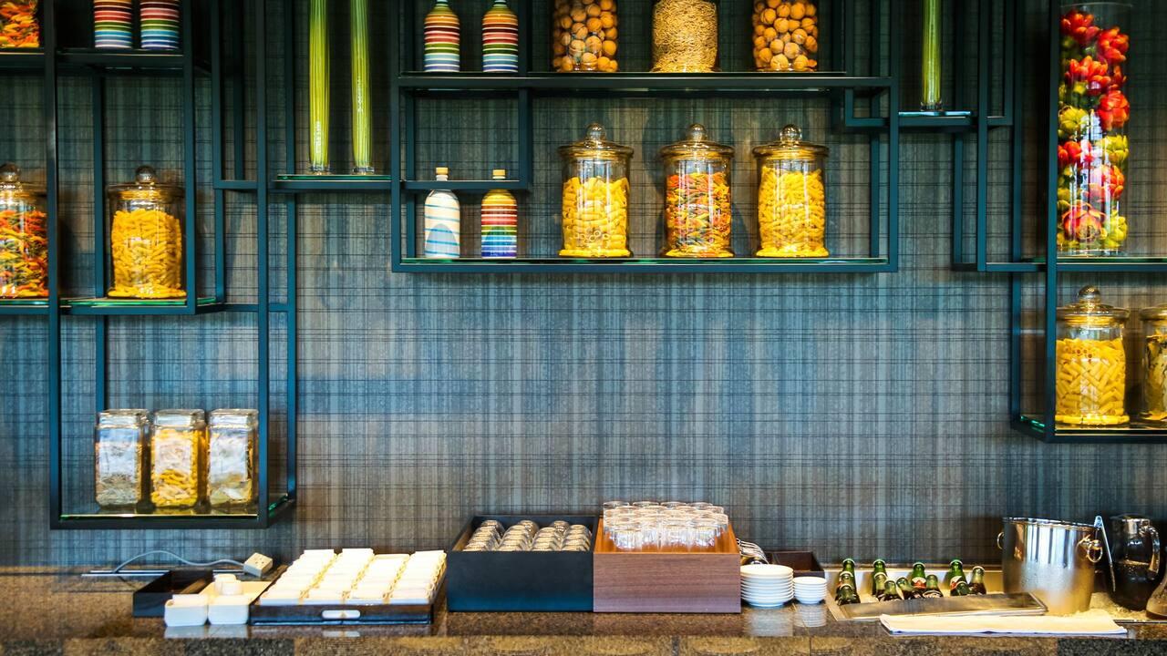 ハイアット プレイス 東京ベイ | ギャラリーキッチン