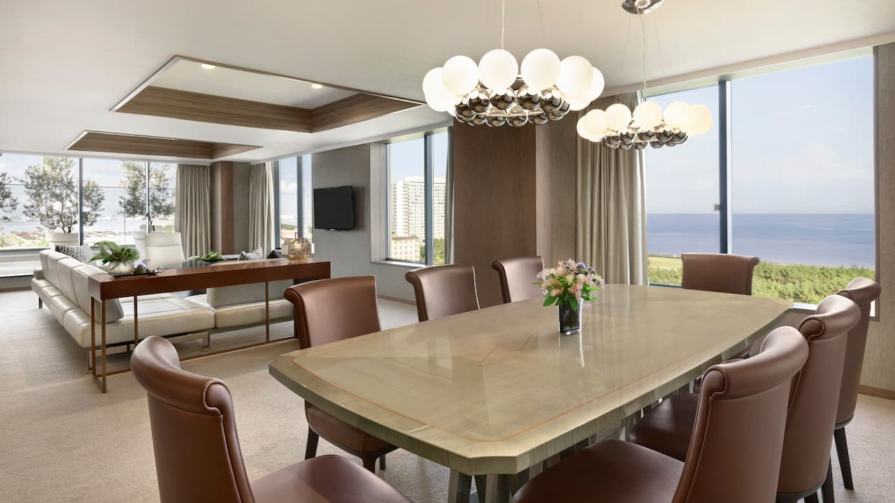 Oceanview Terrace Suite