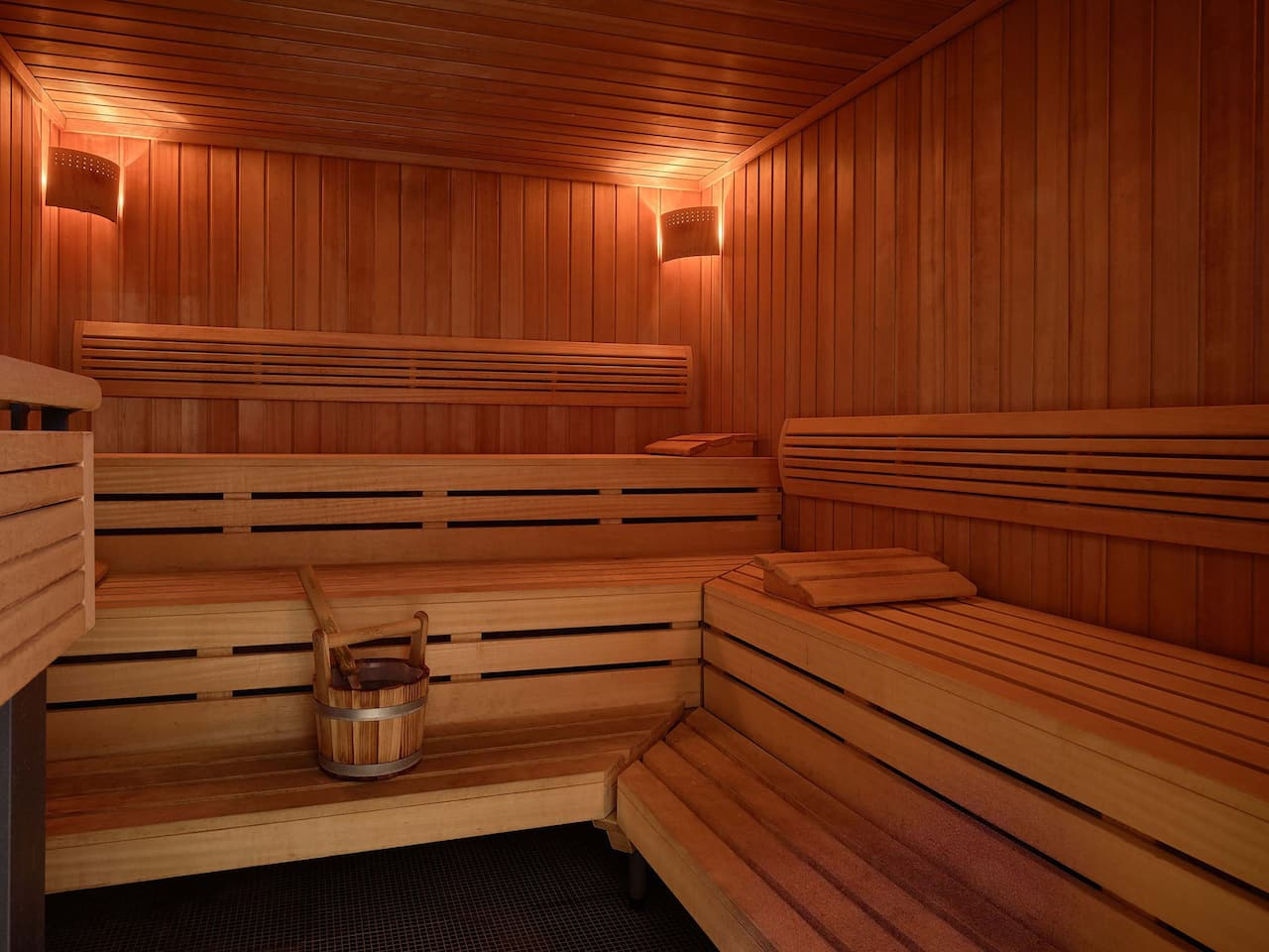 Hyatt Regency | Sauna