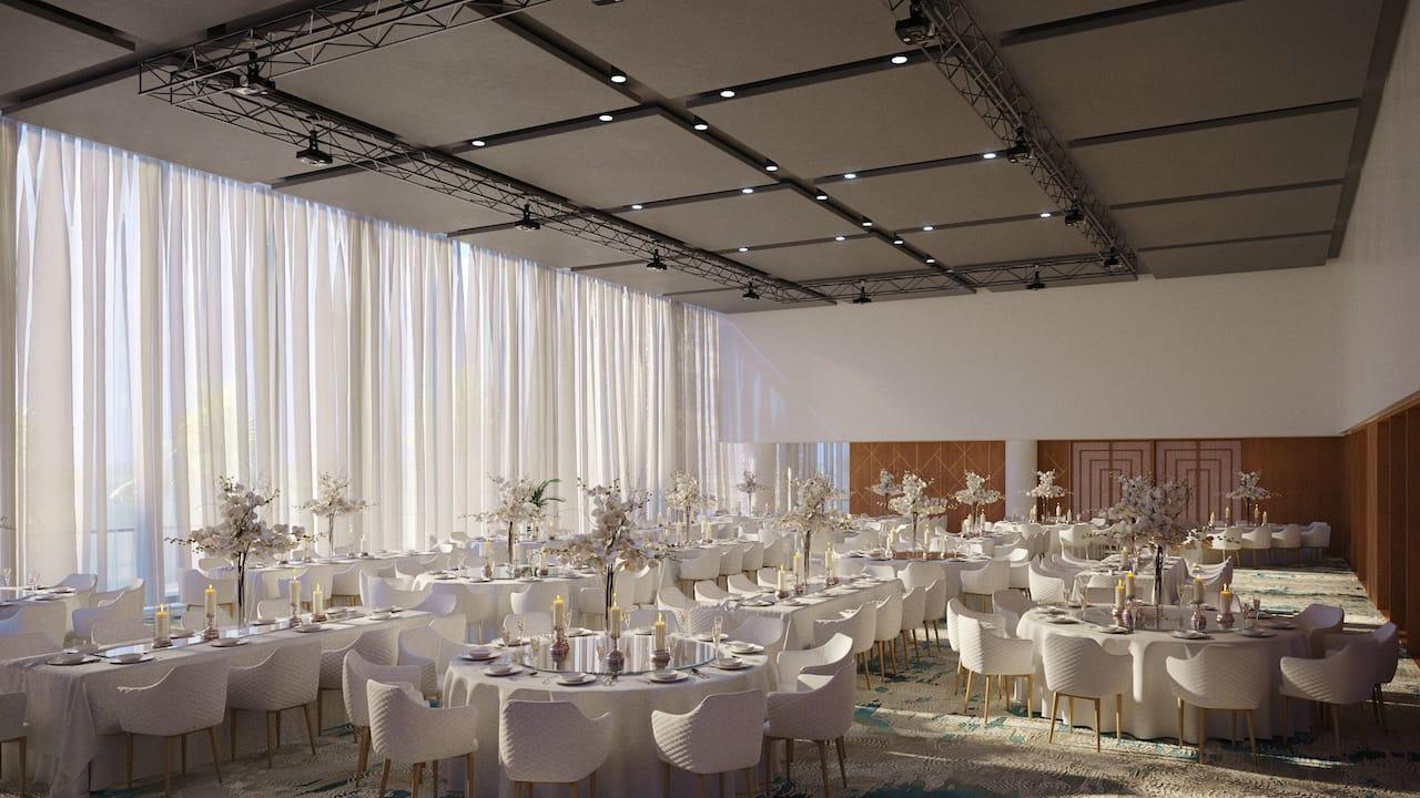 Ballroom Daylight