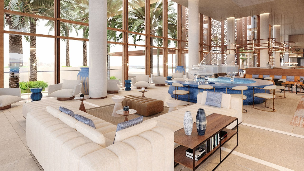 Park Lobby Lounge