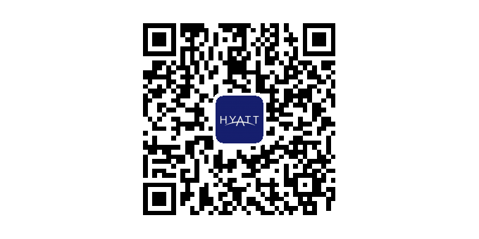 WeChat Hyatt