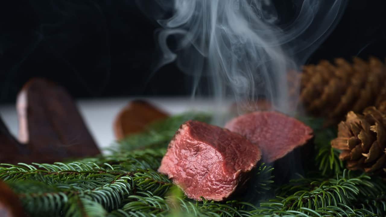 Park Hyatt Niseko Moliere Montagne Steak