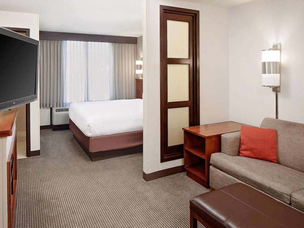King Guestroom at Hyatt Place Ontario Cucamonga