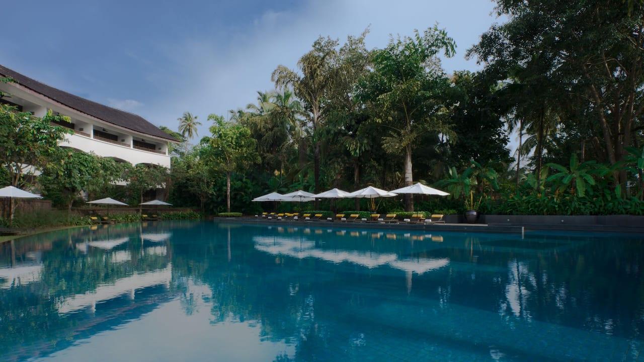 Diwa Club Pool Deck
