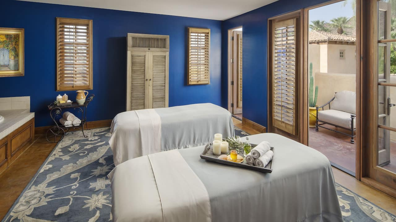 Alvadora Spa Treatment Room
