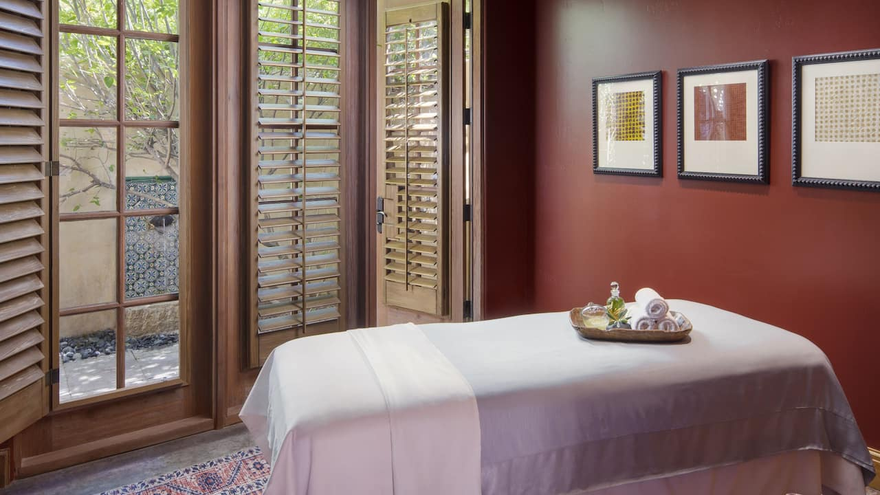Alvadora Spa Sole Treatment Room