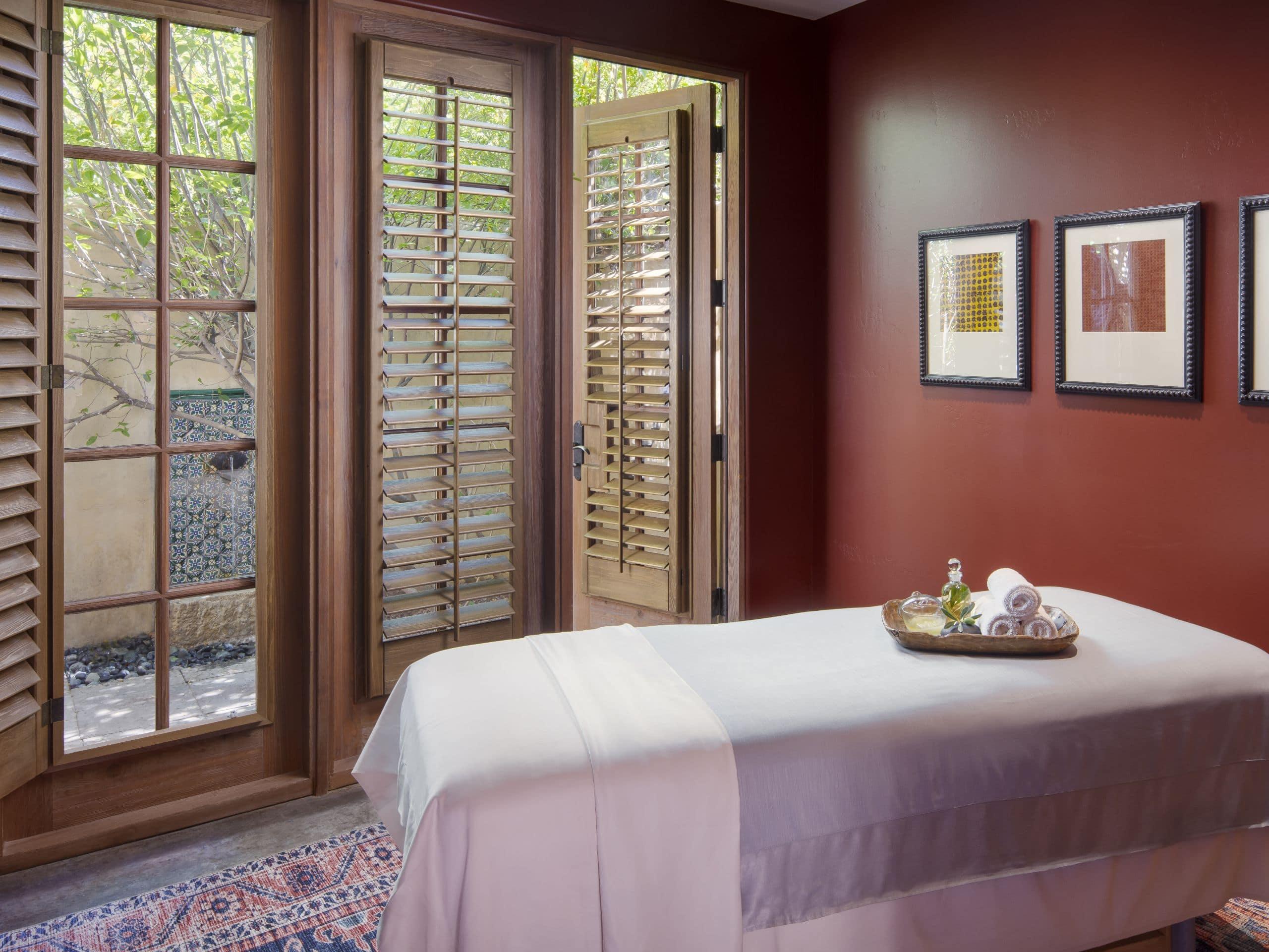 Alvadora Spa Sole Treatment Room
