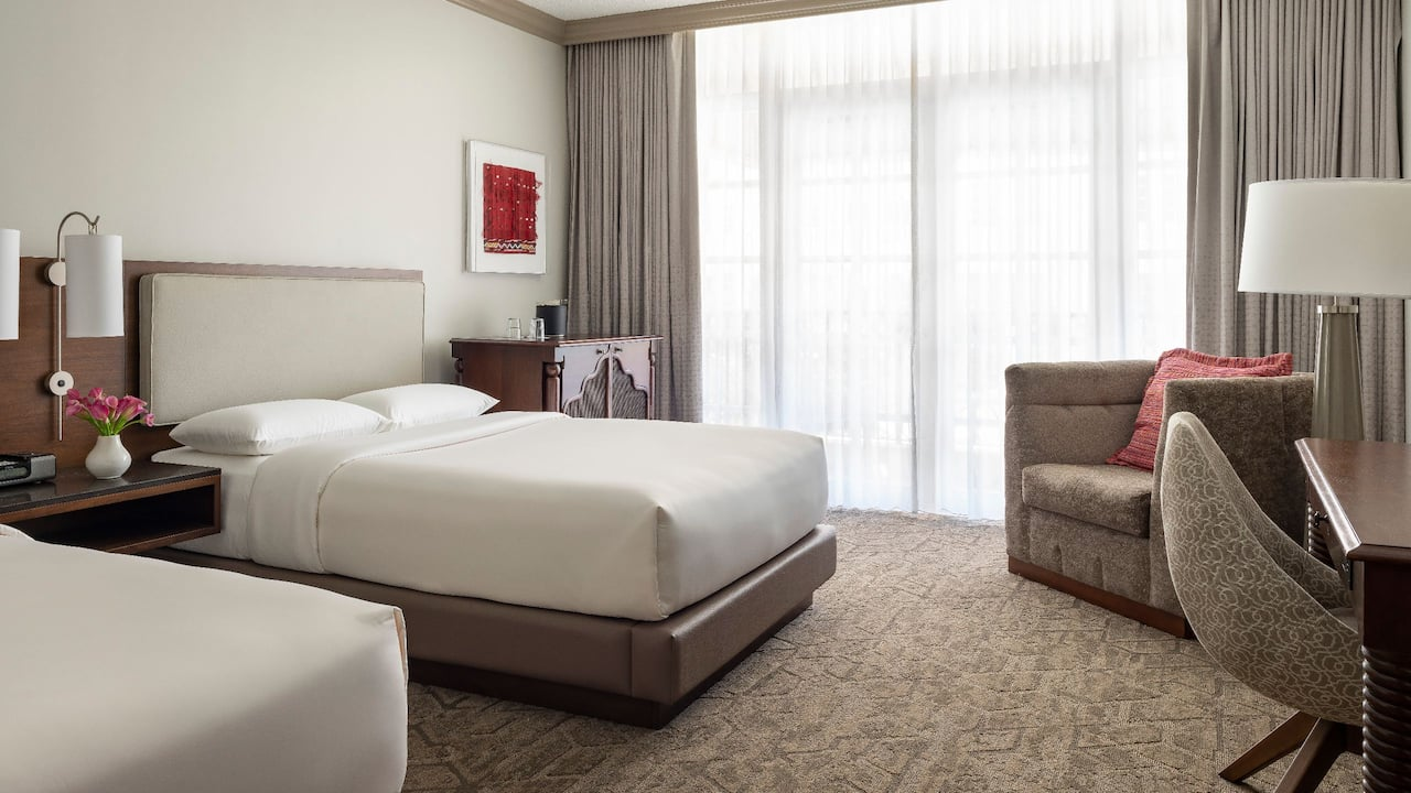 Double Beds PURE Wellness Hyatt Regency Coral Gables