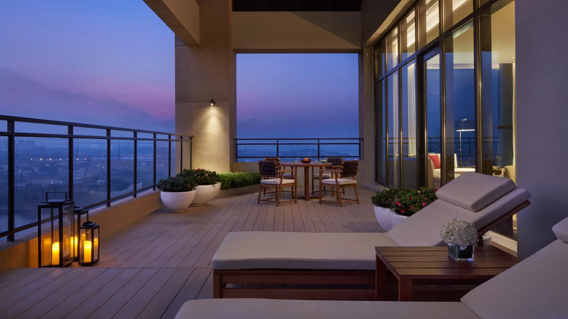 Premium Suite Terrace